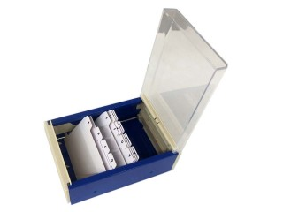 Eagle Business Card Box 818S for 400 card