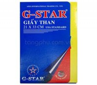 Giấy than G Star